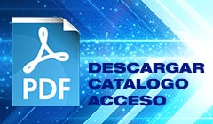 Catálogo Acceso