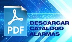 Catálogo Alarmas